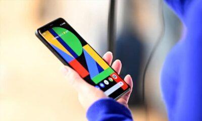 Google katlanabilir telefon geliştirebilir!