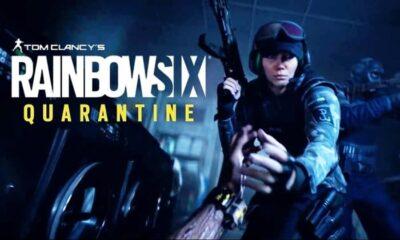 Rainbow Six Quarantine sistem gereksinimleri açıklandı!