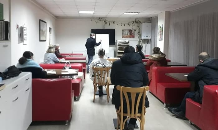 Susurluk'ta Adige dili 2. seviye kursu başladı