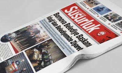 Susurluk Belediye Bülteni Yayınlandı