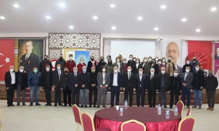CHP Danışma Toplantısı yapıldı