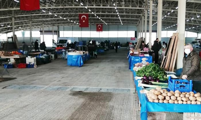 Susurluk'ta tam kapanma öncesi pazarlara düzenleme geldi
