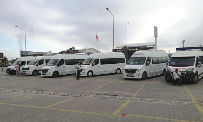 Bandırma ve Balıkesir'e Cumartesi otobüs seferleri başlıyor