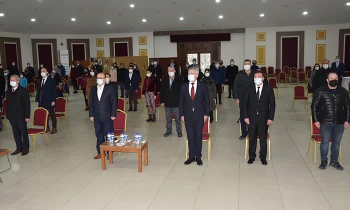 Susurluk İlçe Milli Eğitim Müdürlüğü ödül töreni yapıldı