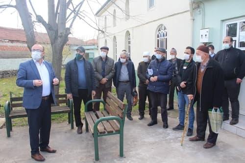 Yahyaköy Mahallesi'ndeki atıl okul