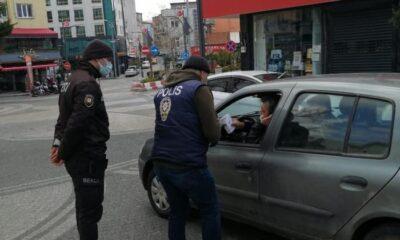 Susurluk'ta hafta sonunda kaç kişiye ceza kesildi?
