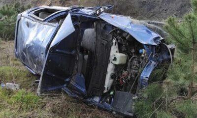 Susurluk'ta trafik kazası: 1 kişi hayatını kaybetti