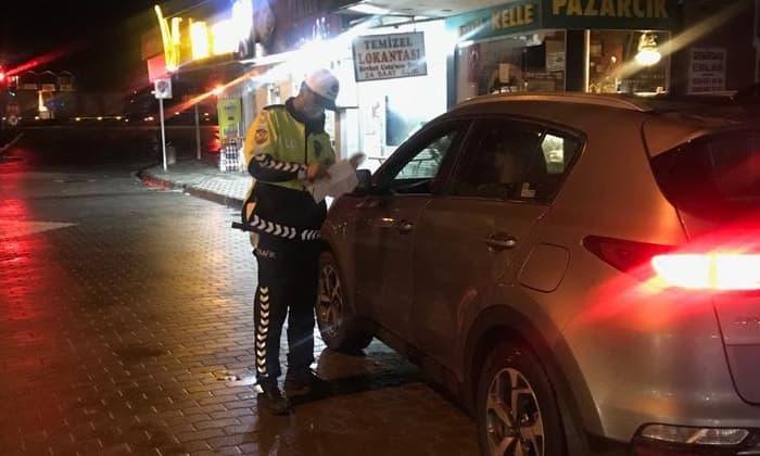 Susurluk'ta yasak ihlali yapanlara cezai işlem yapılıyor