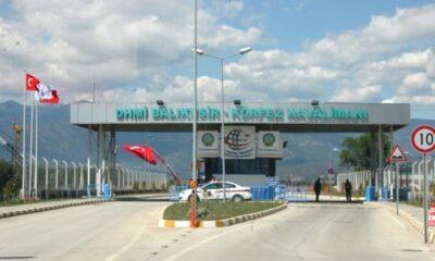 Balıkesir Ankara uçak seferleri başladı