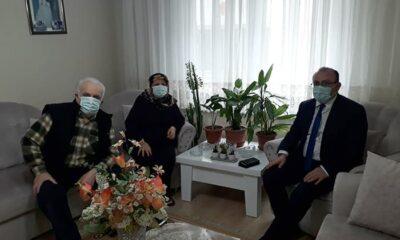 18 Mart şehit aileleri ve şehitlik ziyaretleri