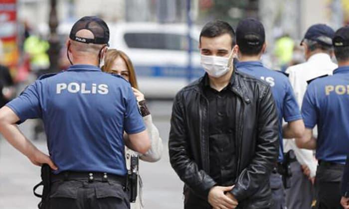 Susurluk'ta maske ve yasağı ihlal edenlere ceza!