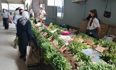 Susurluk'ta kısıtlamanın son pazarı kuruldu