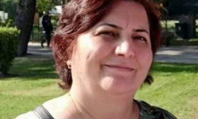 Balıkesir hemşire Medine Gündüz'e ağlıyor