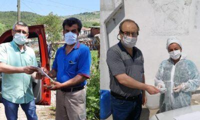 Susurluk'ta tam kapanma sosyal yardım programı ödemeleri başladı
