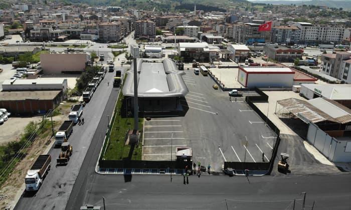 Susurluk Şehirler Arası Otobüs Terminali sona doğru