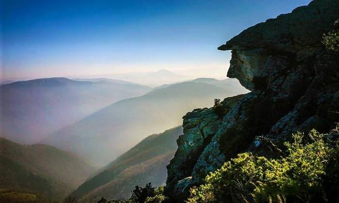 Susurluk'taki 300 milyon yıllık granit tepeler UNESCO'ya aday