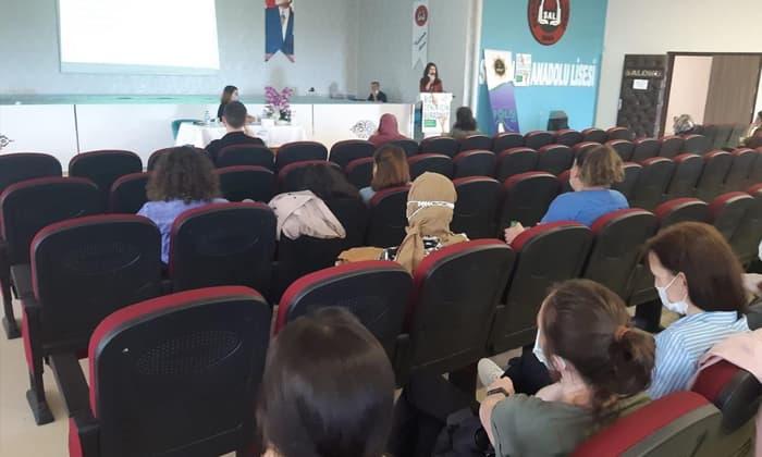 En iyi Narkotik Polisi Anne ve Uyuma projeleri seminerleri gerçekleştirildi