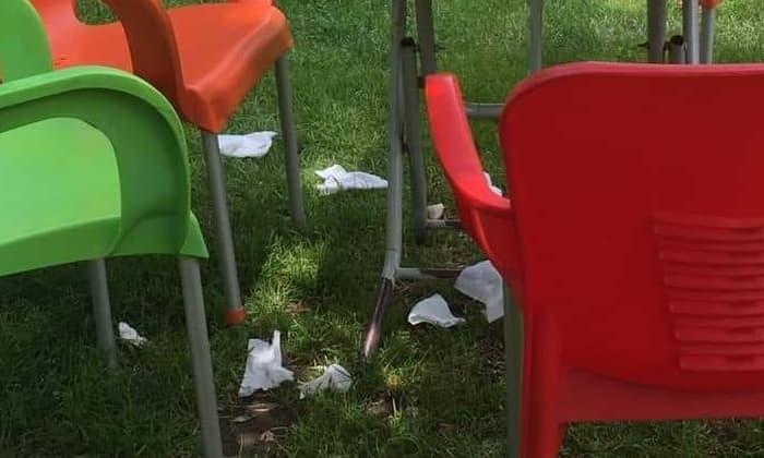 Susurluk Belediyesi'nin parkla mücadelesi sürüyor