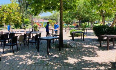 Susurluk Belediyesi'ne ait park işletmeleri açılıyor