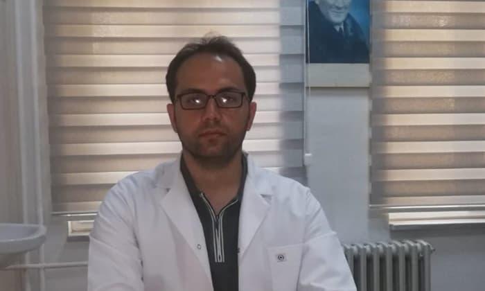 Susurluk Devlet Hastanesi'nde radyoloji uzmanı göreve başladı