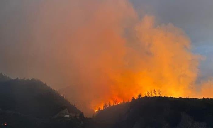 Yangınlara Karşı Susurluk'ta Yeni Tedbirler Alındı