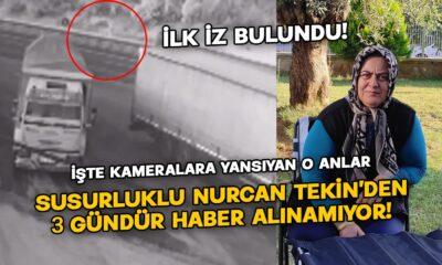 Susurluklu Nurcan Tekin'den 3 Gündür Haber Alınamıyor!