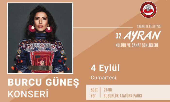 5 Eylül Ayran Kültür Ve Sanat Şenlikleri Programı Belli Oldu!