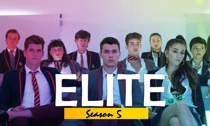 Elite 5. sezon ne zaman çıkacak?
