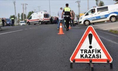Balıkesir'de trafik kazası: 14 ölü 18 yaralı
